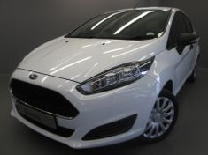 2016 Ford Fiesta 1.0 Ecoboost Ambiente 5-Door Western Cape