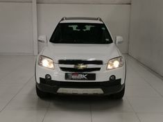 2010 Chevrolet Captiva 2.0d Ltz 4x4  Gauteng Johannesburg_1