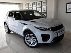 2018 Land Rover Evoque 2.0 HSE Dynamic Gauteng