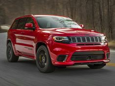 2020 Jeep Grand Cherokee 6.2 S/C Trackhawk Mpumalanga