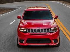 2020 Jeep Grand Cherokee 6.2 SC Trackhawk Mpumalanga Nelspruit_1