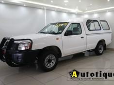 2015 Nissan NP300 Hardbody 2.0i LWB Single Cab Bakkie Kwazulu Natal