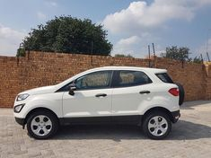 2020 Ford EcoSport 1.5Ti VCT Ambiente Auto North West Province Rustenburg_1