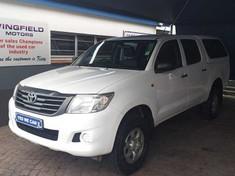 2012 Toyota Hilux 2.5d-4d Srx 4x4 P/u D/c  Western Cape