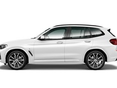 2019 BMW X3 xDRIVE 20d M-Sport G01 Western Cape Tygervalley_1