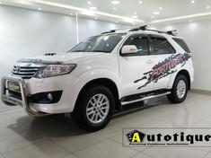 2013 Toyota Fortuner 2.5d-4d Rb  Kwazulu Natal