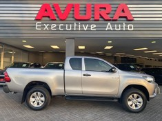 2017 Toyota Hilux 2.4 GD-6 RB SRX Extended Cab Bakkie North West Province
