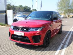 2018 Land Rover Range Rover Sport 5.0 V8 SC SVR Kwazulu Natal Pietermaritzburg_4