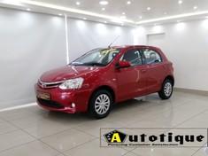 2016 Toyota Etios 1.5 Xs 5dr  Kwazulu Natal
