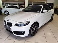 2019 BMW 2 Series 220i Convertible Sport Line Auto (F23) Western Cape