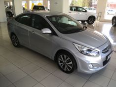 2017 Hyundai Accent 1.6 Gls At  Western Cape George_3