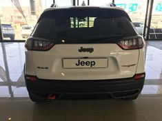 2020 Jeep Cherokee 2.0T Trailhawk Auto Gauteng Johannesburg_3