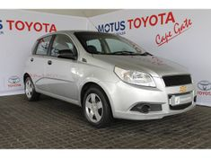 2012 Chevrolet Aveo 1.6 L 5dr  Western Cape