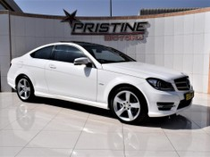 2014 Mercedes-Benz C-Class C180 Be Coupe A/t (Edition C ) Gauteng