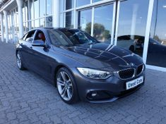 2015 BMW 4 Series 420D Gran Coupe Sport line Auto Western Cape