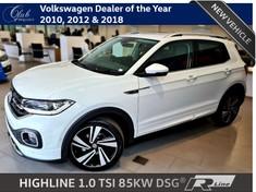 2020 Volkswagen T-Cross 1.0 TSI Highline DSG Gauteng