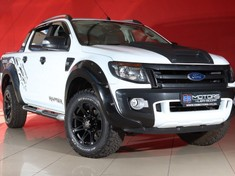 2015 Ford Ranger 3.2TDCi Wildtrak 4x4 Auto Double cab bakkie North West Province