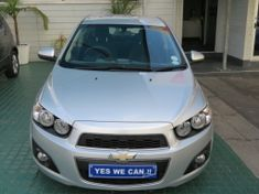 2013 Chevrolet Sonic 1.4 Ls 5dr  Western Cape Cape Town_0