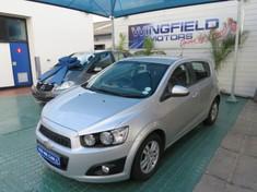 2013 Chevrolet Sonic 1.4 Ls 5dr  Western Cape Cape Town_1