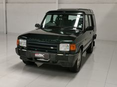 1996 Land Rover Discovery V8i S  Gauteng Johannesburg_2