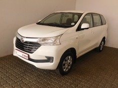 2016 Toyota Avanza 1.5 SX Gauteng