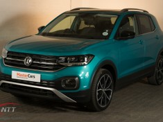 2019 Volkswagen T-Cross 1.0 TSI Highline DSG Gauteng