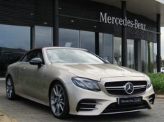 2019 Mercedes-Benz E-Class AMG E53 Cabriolet 4MATIC Kwazulu Natal