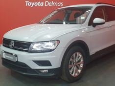 2018 Volkswagen Tiguan 1.4 TSI Trendline DSG 110KW Mpumalanga Delmas_2