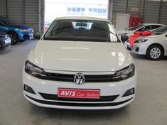 2019 Volkswagen Polo 1.0 TSI Trendline Western Cape Blackheath_2