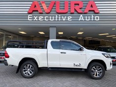 2017 Toyota Hilux 2.8 GD-6 RB Raider 4x4 Extra Cab Bakkie Auto North West Province