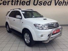 2009 Toyota Fortuner 3.0d-4d R/b A/t  Limpopo