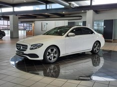 2016 Mercedes-Benz E-Class E 200 Avantgarde Western Cape