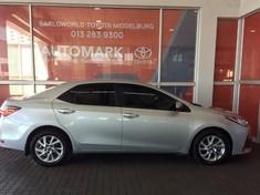 2017 Toyota Corolla 1.8 Prestige Mpumalanga