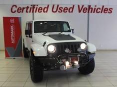 2015 Jeep Wrangler 2.8 Crd Unltd Sahar A/t  Western Cape