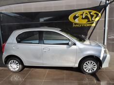 2012 Toyota Etios 1.5 Xs  Gauteng Vereeniging_2