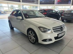 2012 Mercedes-Benz C-Class C200 Be Avantgarde A/t  Gauteng