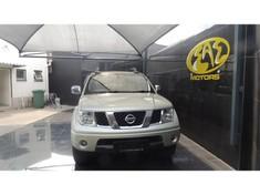 2012 Nissan Navara 2.5 Dci  Xe Pu Dc  Gauteng Vereeniging_1