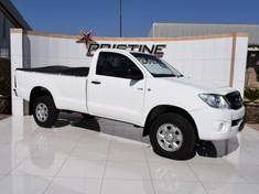 2009 Toyota Hilux 2.5 D-4d Srx 4x4 P/u S/c  Gauteng