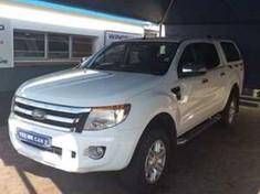 2014 Ford Ranger 3.2tdci Xlt 4x4 P/u D/c  Western Cape