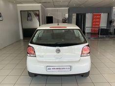 2014 Volkswagen Polo Vivo 1.4 Trendline 5Dr Mpumalanga Middelburg_4