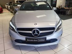 2017 Mercedes-Benz A-Class A 220d Urban Auto Western Cape Cape Town_1
