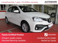 2019 Toyota Etios 1.5 Xs 5dr  Gauteng