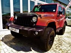 2020 Jeep Wrangler Sahara 3.6 V6 2DR Mpumalanga Nelspruit_0