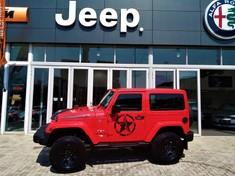2020 Jeep Wrangler Sahara 3.6 V6 2DR Mpumalanga Nelspruit_1