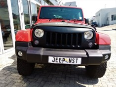 2020 Jeep Wrangler Sahara 3.6 V6 2DR Mpumalanga Nelspruit_3