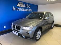 2013 BMW X3 Xdrive20d A/t  Gauteng