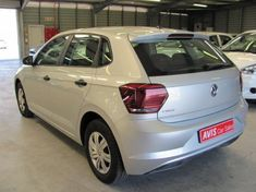 2019 Volkswagen Polo 1.0 TSI Trendline Western Cape Blackheath_3
