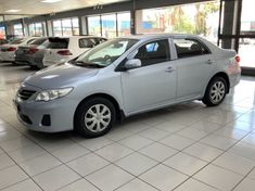2012 Toyota Corolla 1.6 Professional  Mpumalanga Middelburg_1