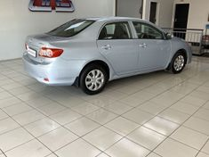 2012 Toyota Corolla 1.6 Professional  Mpumalanga Middelburg_4