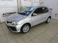 2020 Toyota Etios 1.5 Xs 5dr  Limpopo Groblersdal_2